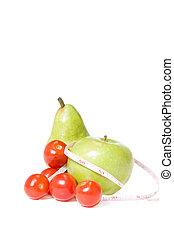 äpplen och pears