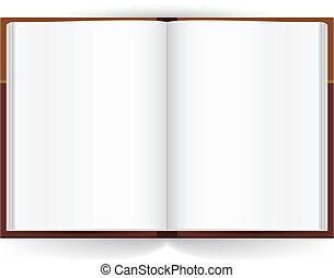 åben bog