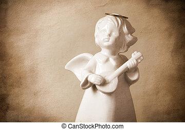 årgång, ängel
