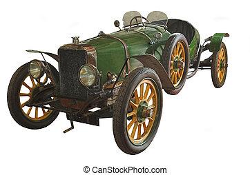 årgång, 1913, sports, solstråle, bil