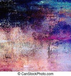 årgång, abstrakt, bakgrund