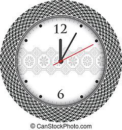 årgång, forntida, klocka