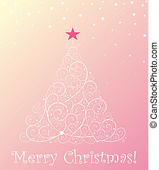 årgång, jul träd