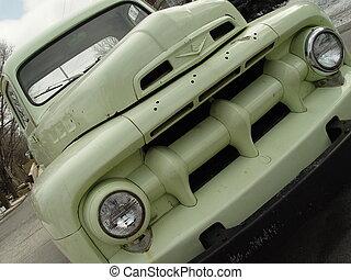årgång, lastbil