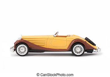 årgång, modellera bil