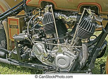 årgång, motorcykel
