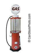 årgång, pump, gas