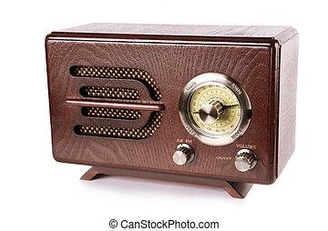 årgång radio