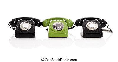 årgång, telefoner