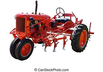 årgång, traktor