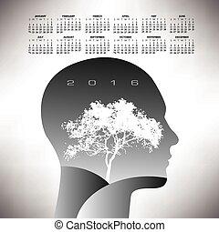 æteriske, kalender, 2016