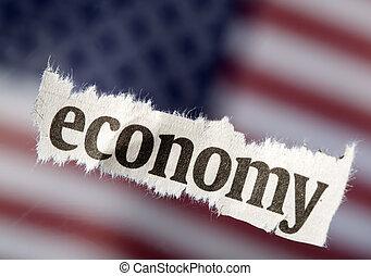 é, economia
