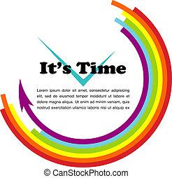 é, tempo, homossexual, ilustração, com, lugar, para, seu, texto