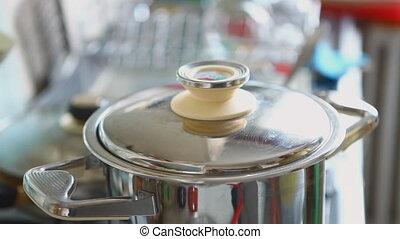 ébullition, soupe