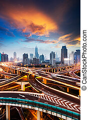 échange, shanghai