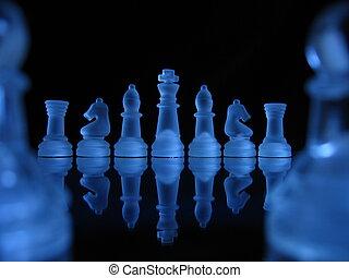 échecs, iii
