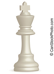 échecs, roi