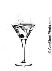 éclaboussure, cocktail