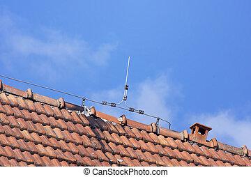 tige toit clair vieux tige m diterran en toit. Black Bedroom Furniture Sets. Home Design Ideas