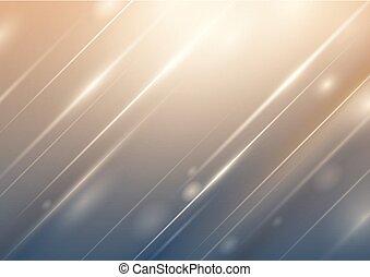éclairage, résumé, lignes, diagonal, fond