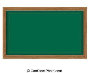 école, bois, illustration, écriture, craie, vecteur, planche