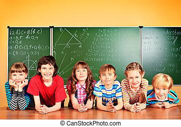 école, education