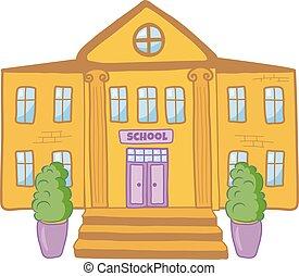 école, illustration