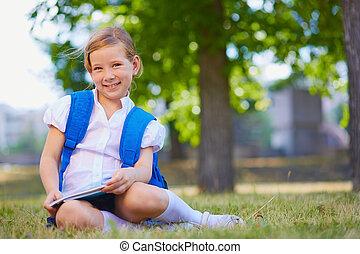 école primaire, débutant