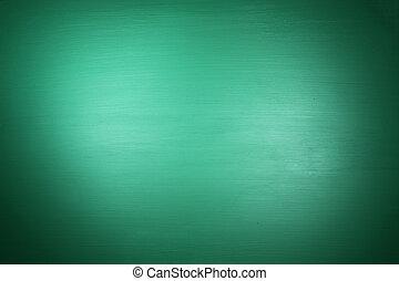 école, themed, image, dos, arrière-plan vert
