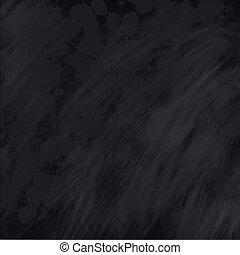 école, traces, tableau noir, dos, illustration, craie, thème, noir, tableau, fond, vide, texture., vide