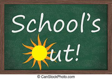 écoles dehors