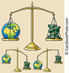 écologie, 4, concepts