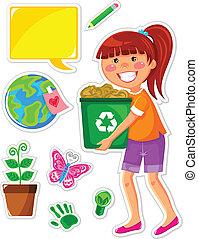 écologie, ensemble