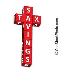 économies, impôt