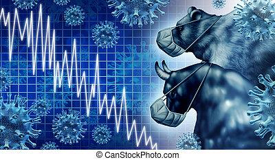 économique, pandémie