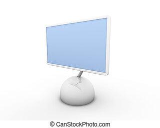 écran, conception