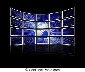 écrans