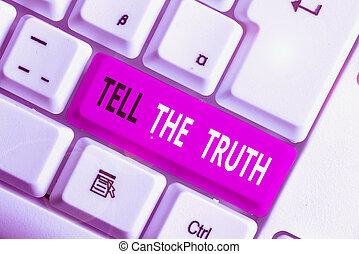 écriture, business, quelqu'un, note, dire, demonstratingal, truth., hidden., showcasing, quelques-uns, projection, fait, garde, photo, avouer, wants
