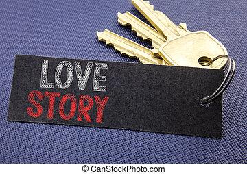 écriture, espace, aimer, texte, note, projection, amour, haut, concept, story., fin, quelqu'un, coeur papier, arrière-plan noir, manuscrit, attaché, business, clã©, écrit