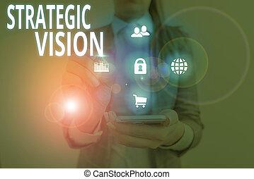 écriture, texte, organisation, clarifies, signification, concept, move., stratégique, direction, vision., besoins