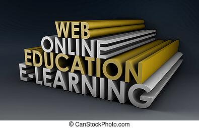 éducation ligne
