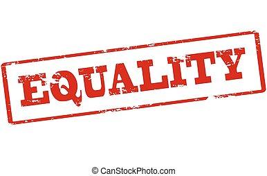 égalité