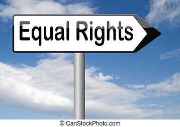 égalité droits