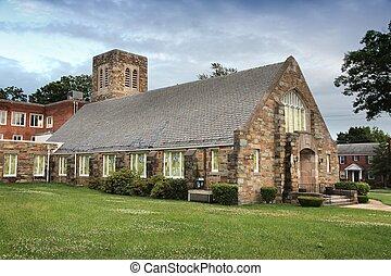 église, baptiste