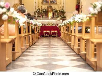 église, célébration