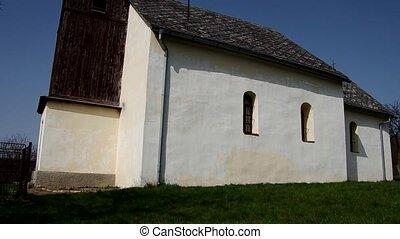 église, slovaque, meliata, évangélique
