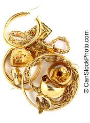 ékszerek, arany