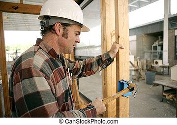 électricien construction