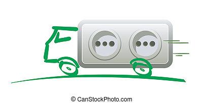 électrique, mobilité