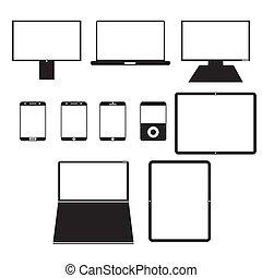 électronique, appareils